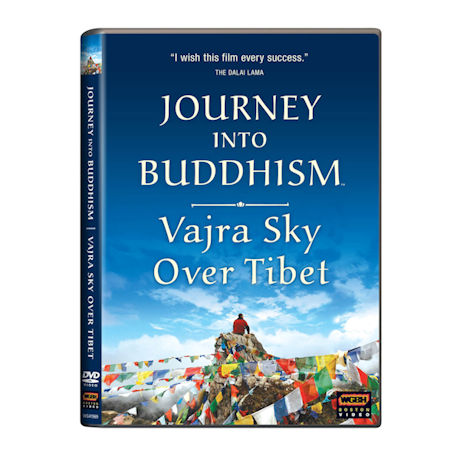 Journey into Buddhism: Vajra Sky Over Tibet DVD