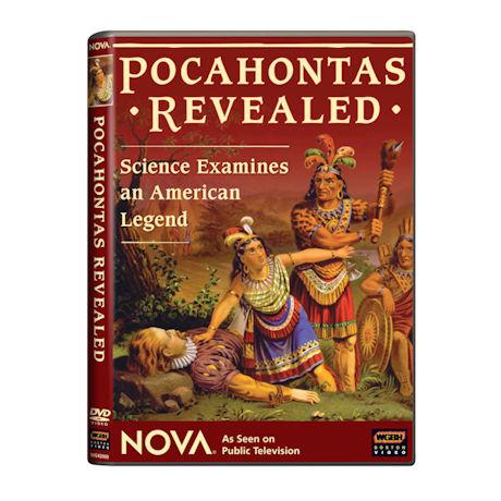 NOVA: Pocahontas Revealed DVD