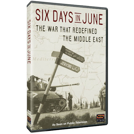 Six Days in June DVD
