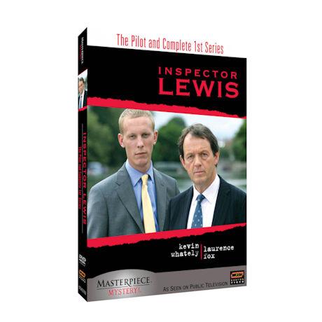 Masterpiece Mystery!: Inspector Lewis: The Pilot & Series 1 4PK DVD (U.K. Edition)
