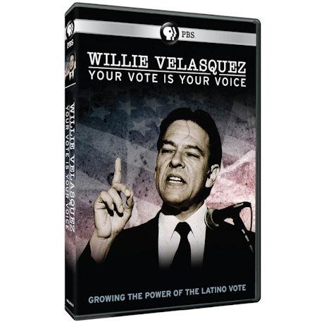 Willie Velasquez: Your Vote is Your Voice DVD