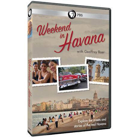 Weekend in Havana DVD