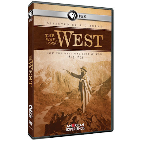 American Experience: The Way West DVD 2PK