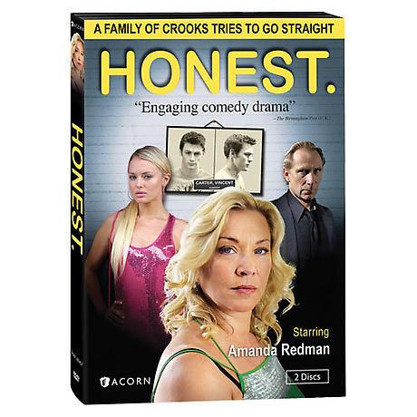 Honest DVD
