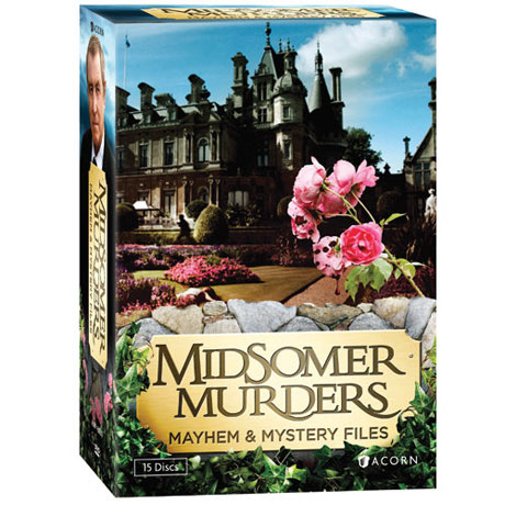 Midsomer Murders: Mayhem & Mystery Files DVD