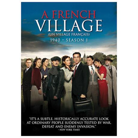A French Village: Season 1 DVD