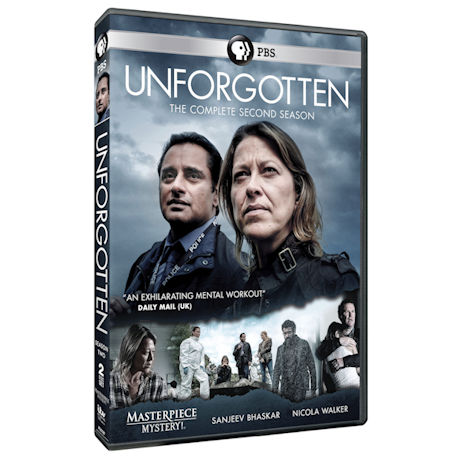 Unforgotten: Season Two DVD & Blu-ray