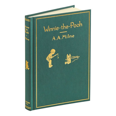 Winnie-the-Pooh Replica First Edition Hardcover Book