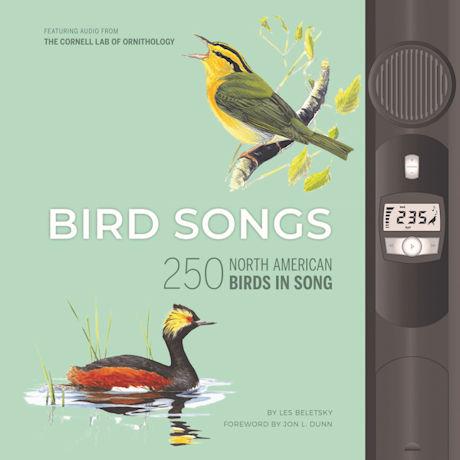 Bird Songs Push and Listen Book