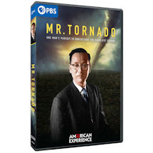 American Experience: Mr. Tornado DVD