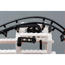 Automatic Roller Coast Building Blocks Motor