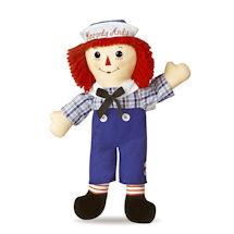 Raggedy Andy Plush Doll