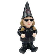 Harley-Davidson Lady Gnome Garden Figures