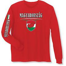International Shirts- Magyarorszag (Hungary)