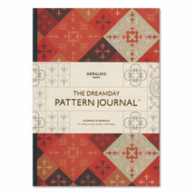 The Dreamday Pattern Journal Heraldic Paris
