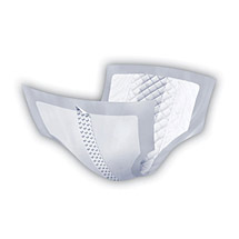 Dignity® Beltless Disposable Heavy/Super Undergarment Pads - Adhesive (6 Bags - 72 Total)