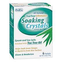 Pedifix® Soaking Crystals - 6 Pack