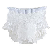 Wellness Disposable Incontinence Pull On Underwear Size Large (4 Bags - 64 Total)