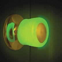 Glow in the Dark Set of 2 Door Knob Covers
