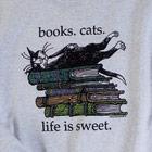Edward Gorey Book Lover's Shirt - Life Is Sweet