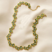 The Nympheas of Claude Monet Necklace