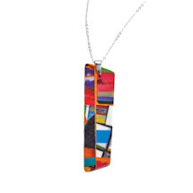 Layered Colors Necklace