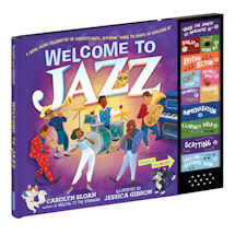 Welcome to Jazz: A Swing-Along Celebration of America's Music