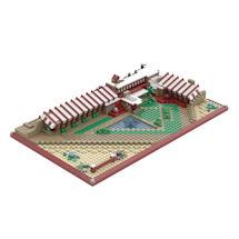 Atom Brick™ Frank Lloyd Wright® Building Set - Taliesin West