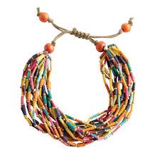 Grass Bead Bracelet
