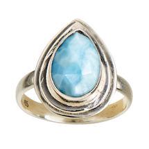 Larimar Jewelry - Ring