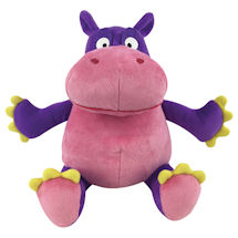 Hiccupotamus Plush