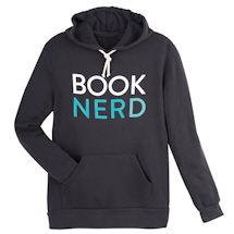 Book Nerd Hoodie