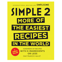 Simple 2: More Easiest Recipes in the World