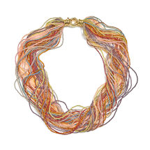 Murano Glass Twist Bracelet