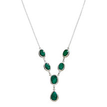 Royal Emerald Necklace