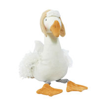 Avery the Aviator Braves the Arctic Book Plush - Avery (Snow Goose)