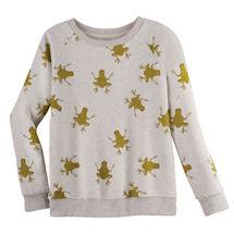 Jumping Frogs Crewneck Sweatshirt