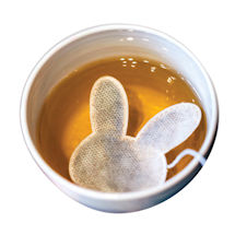 Shaped Teabags - Bunny