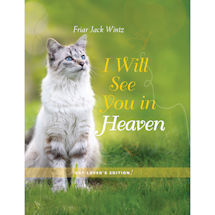 Will See You in Heaven Book - Cats