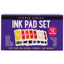 Letterpress Ink Pads Sets