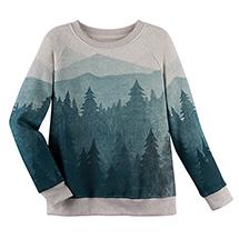 Misty Mountains Sweatshirt