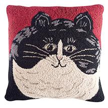 Fat Cat Pillow
