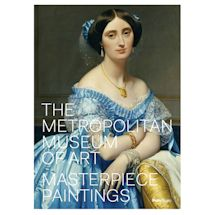 Masterpieces of Painting Book - Metropolitan Museum