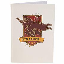Harry Potter Pop-Up Cards - Golden Snitch