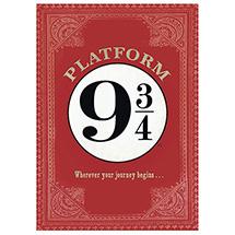 Harry Potter Pop-Up Cards - Hogwarts Express