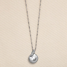 Round Chime Necklace