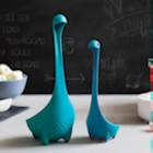 Nessie the Loch Ness Monster Mama Colander