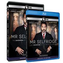Mr. Selfridge Season 1 DVD or Blu-ray