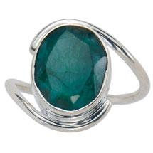 Grand Gemstone Ring