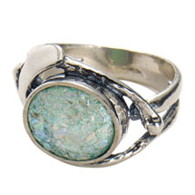 Roman Glass Ring